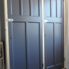 kast op maat stoer interieur oud bouwmateriaal deuren